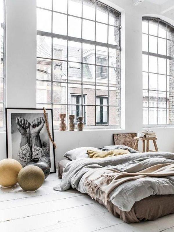 Trang trí phòng ngủ nhỏ không giường 18