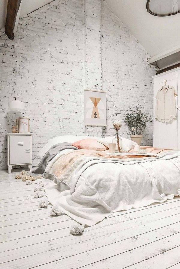 Trang trí phòng ngủ nhỏ không giường 19