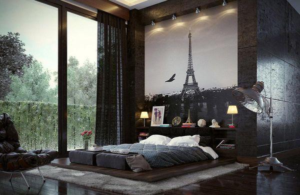 Đặc điểm của phòng ngủ không giường 23