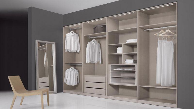 Tính tiện nghi sử dụng cao, giúp phân loại đồ đạc, sắp xếp và tìm kiếm dễ dàng hơn