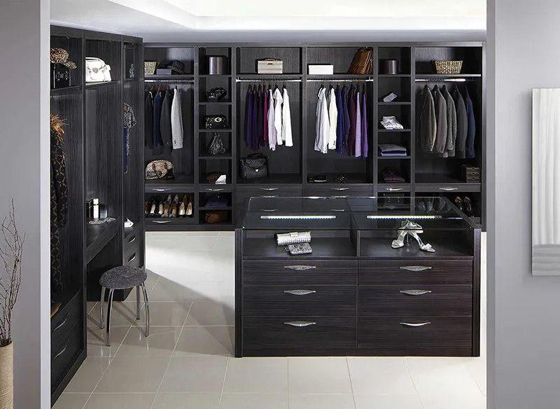 Mẫu tủ quần áo tiết kiệm diện tích