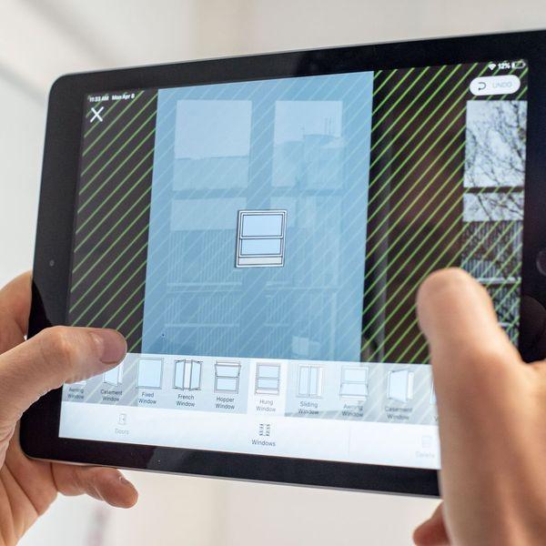 App thiết kế phòng ngủ Magic Plan