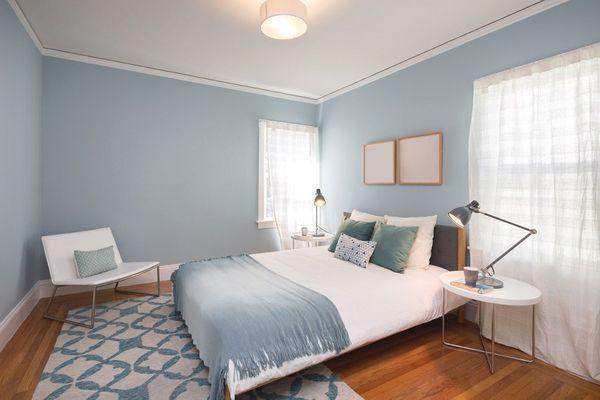 Cách bố trí phòng ngủ 12m2 - chất liệu nội thất phù hợp với ngân sách đầu tư