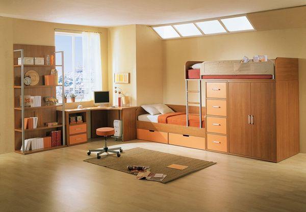 Cách bố trí phòng ngủ 12m2 - bố trí nội thất thông thoáng, tiện nghi sử dụng