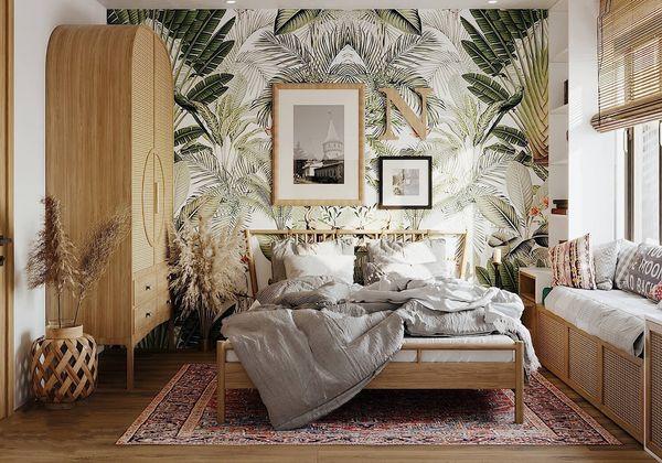 Cách bố trí phòng ngủ 12m2 - trang trí decor ấn tượng, nhã nhặn