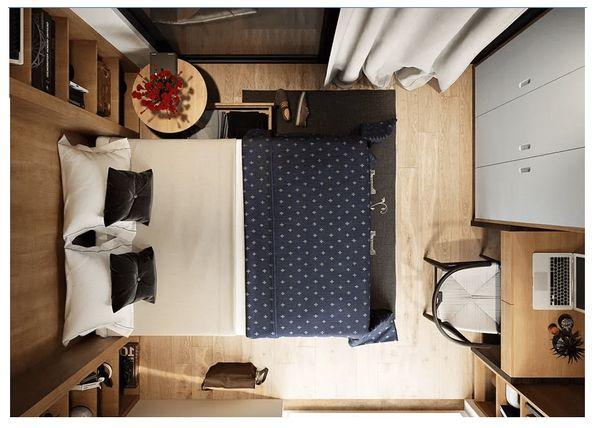 Một số kiêng kỵ cần chú ý khi bố trí nội thất phòng ngủ