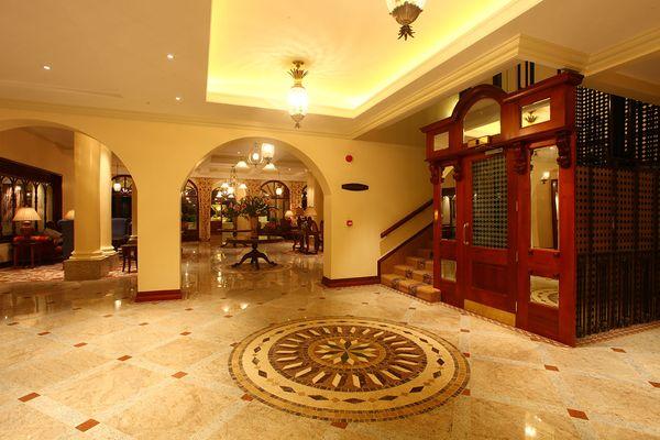 Đá marble dùng để ốp lát nội ngoại thất cao cấp