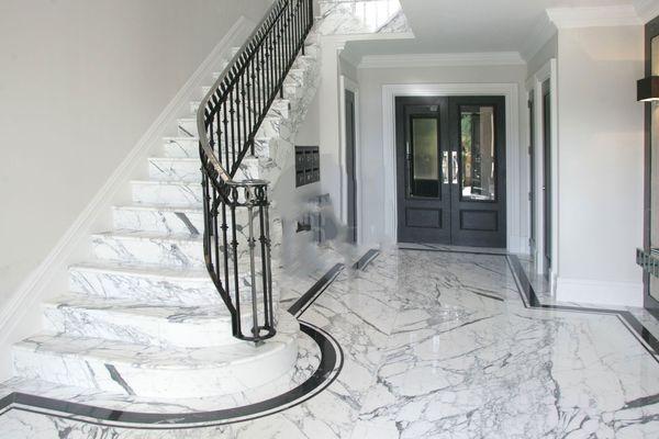 Cấu tạo của đá marble