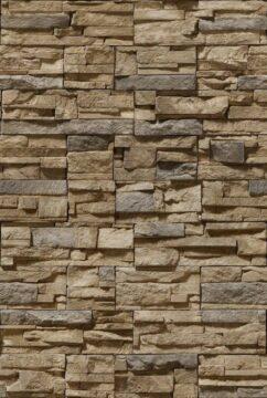 Map đá ốp tường 38