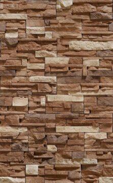 Map đá ốp tường 42