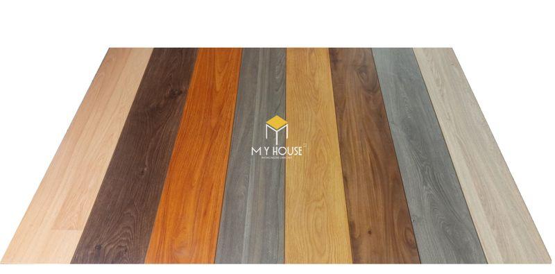 Ưu điểm của sàn gỗ công nghiệp - sàn gỗ công nghiệp loại nào tốt