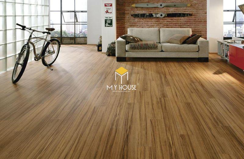 Sàn gỗ công nghiệp loại nào tốt cho nhà ở