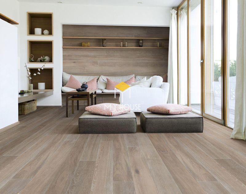 Sàn gỗ công nghiệp là gì?