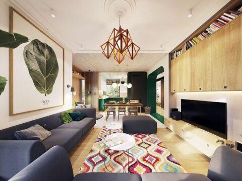 Thiết kế nội thất tại Quảng Ninh 13