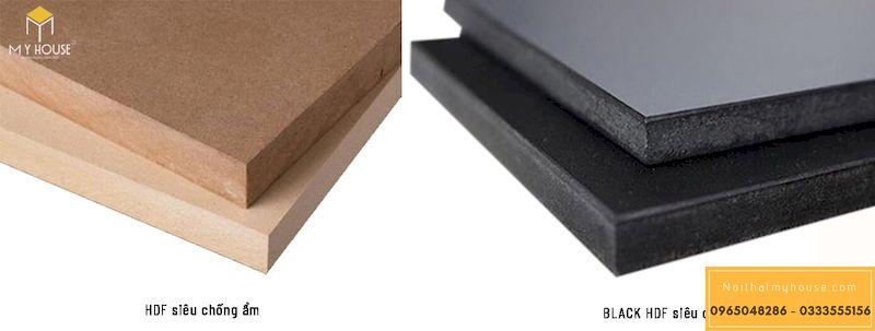 Các loại cốt gỗ công nghiệp - Cốt gỗ công nghiệp HDF 2