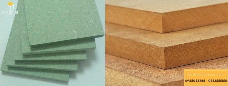 Các loại cốt gỗ công nghiệp - Cốt gỗ công nghiệp MDF