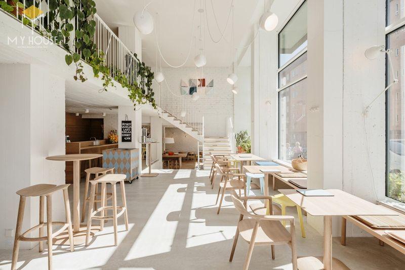 Lập kế hoạch kinh doanh quán cafe 6