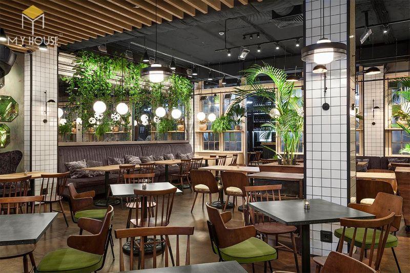 Lập kế hoạch kinh doanh quán cafe - 08