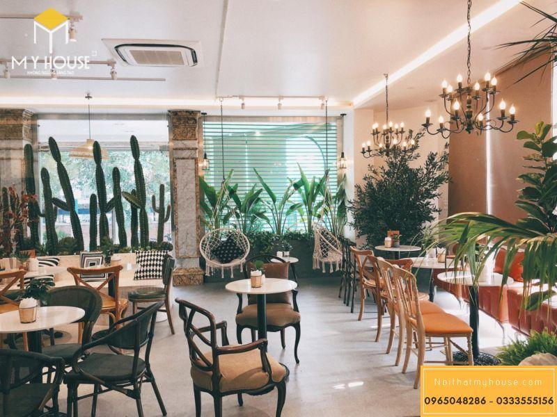 Lập kế hoạch kinh doanh quán cafe - 14
