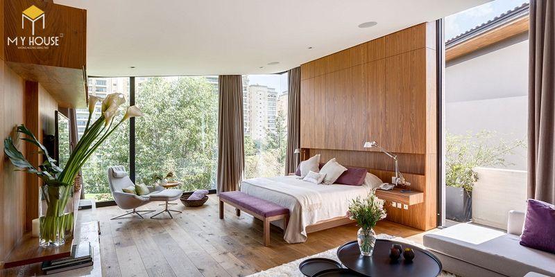 Phòng ngủ sang trọng nhất thế giới gần gũi tự nhiên - Mẫu 5