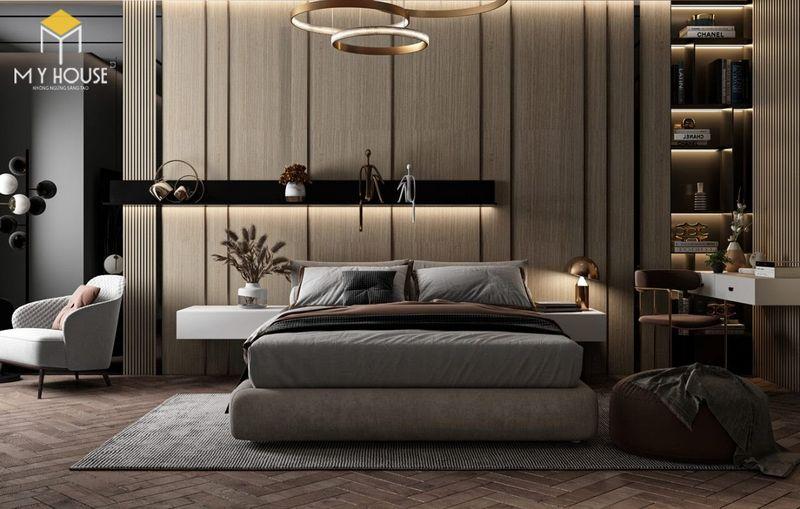 Phòng ngủ sang trọng nhất thế giới phong cách hiện đại - Mẫu 1