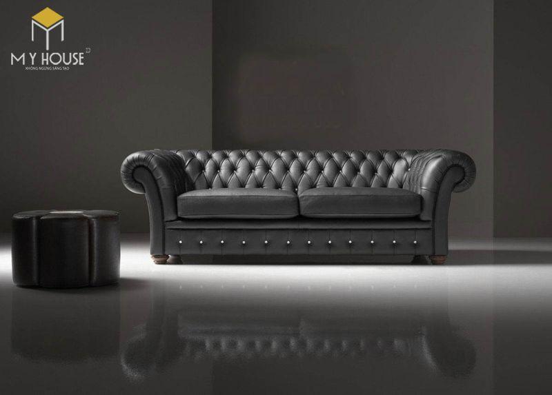Kích thước sofa phù hợp với phòng khách - Mẫu 18