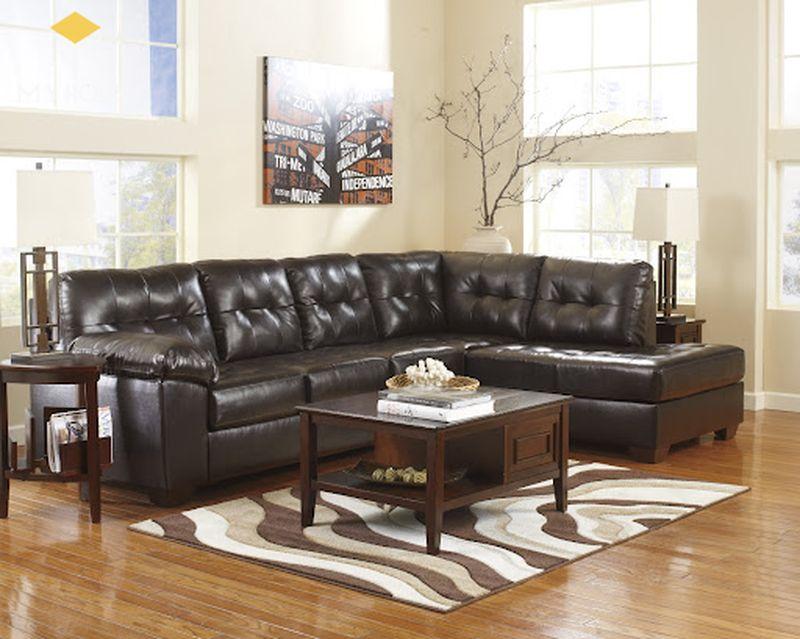 Sofa da công nghiệp - 11