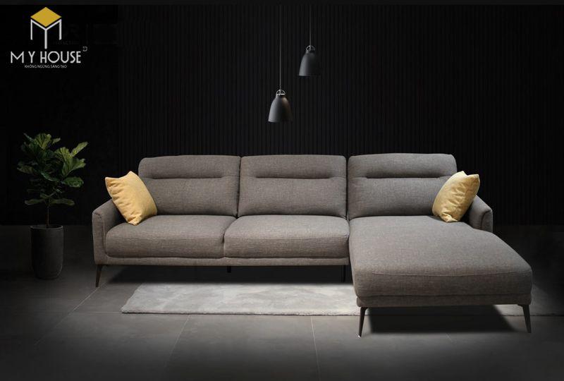 Mẫu ghế sofa da lộn - 16
