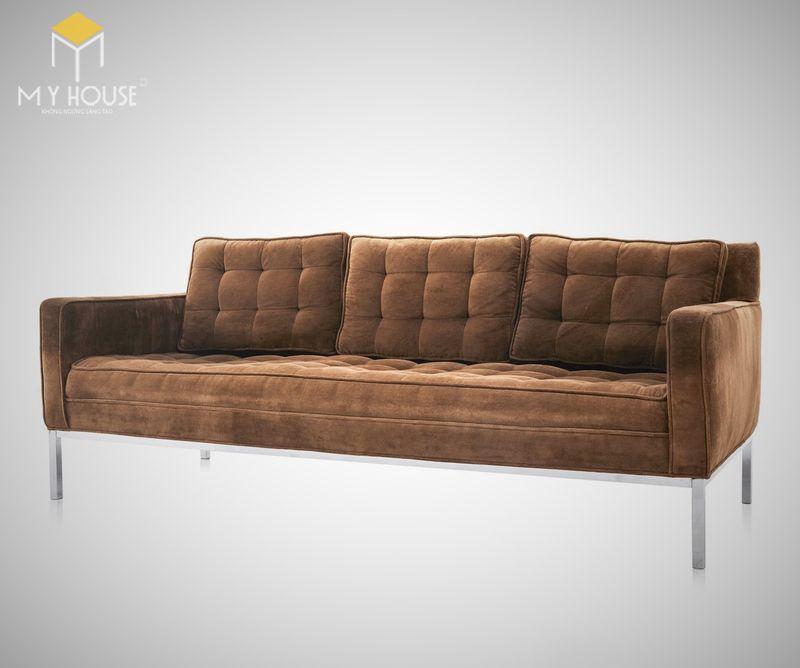 Mẫu ghế sofa da lộn - 20