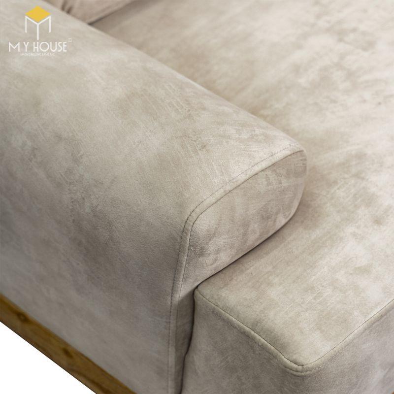 Mẫu ghế sofa da lộn - 22