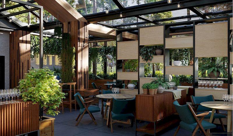 Mẫu thiết kế nhà hàng sân vườn đẹp 1 - 03