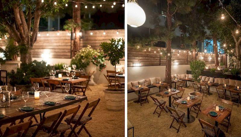 Mẫu thiết kế nhà hàng sân vườn đẹp 2 - 02