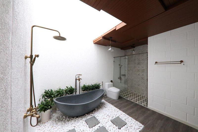 Thiết kế phòng tắm 10m2 - Mẫu 01