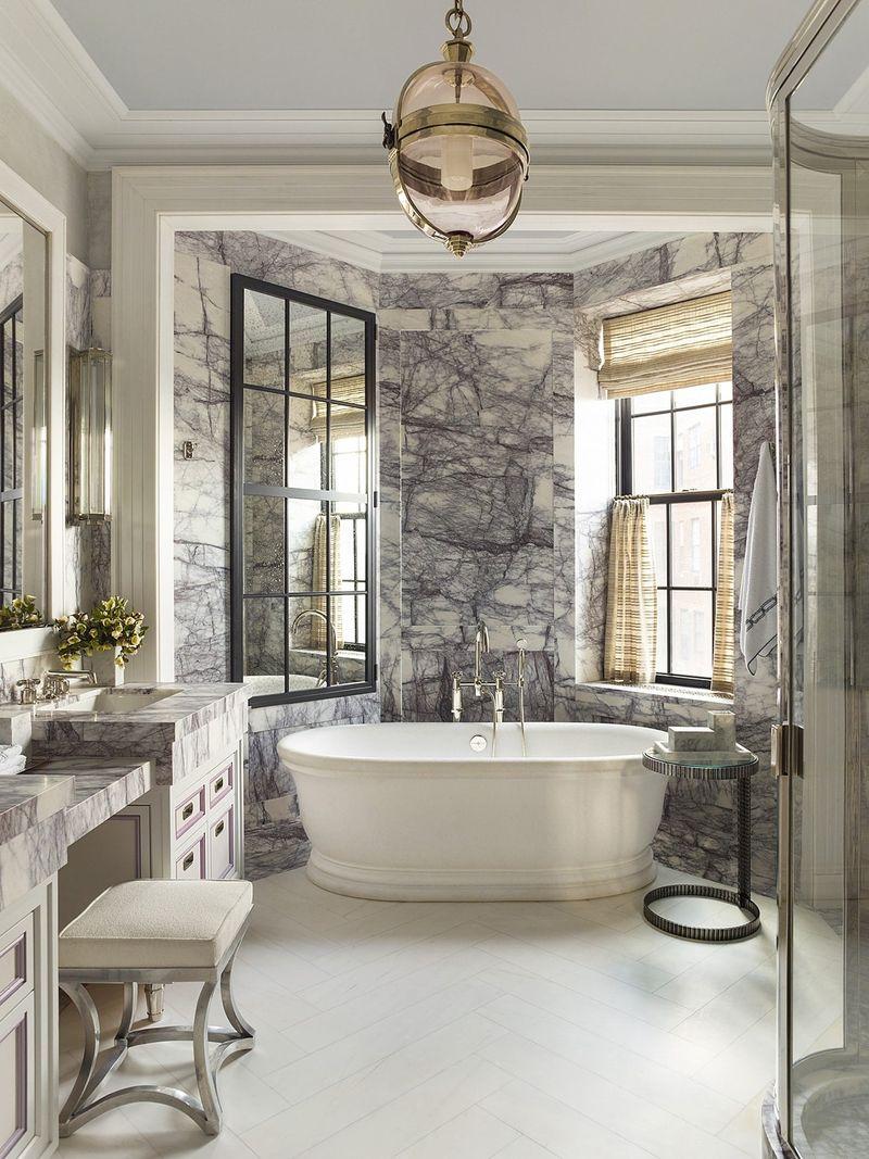 Thiết kế phòng tắm 10m2 - Mẫu 13