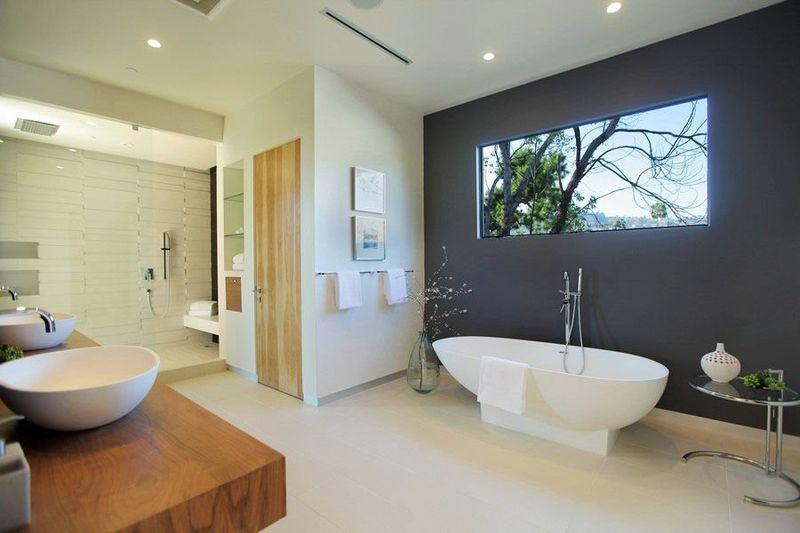Thiết kế phòng tắm 10m2 - Mẫu 02