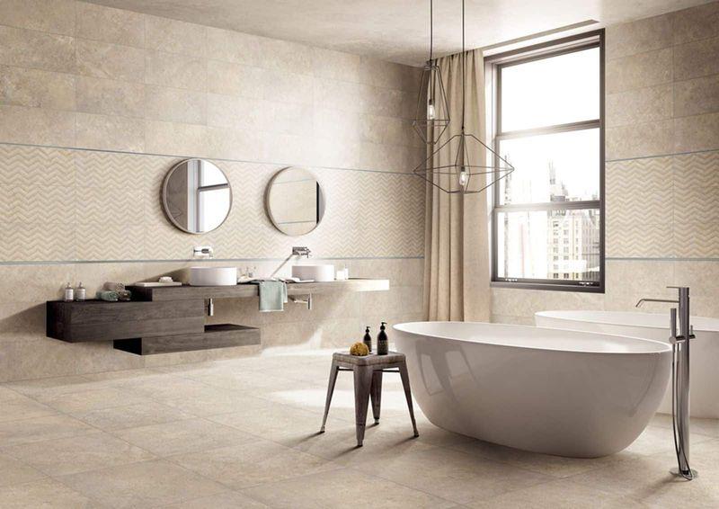 Thiết kế phòng tắm 10m2 - Mẫu 05