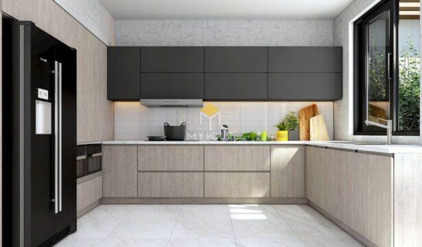 Tủ bếp nên dùng gỗ công nghiệp hay gỗ tự nhiên 15