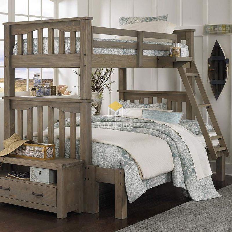 Xưởng sản xuất giường tầng - Mẫu 01