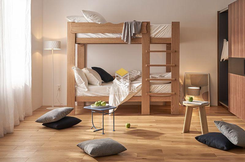 Xưởng sản xuất giường tầng - Mẫu 02