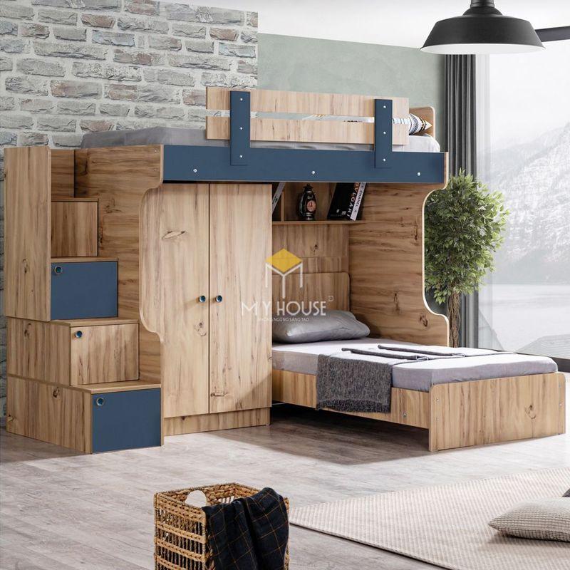 Xưởng sản xuất giường tầng - Mẫu 12