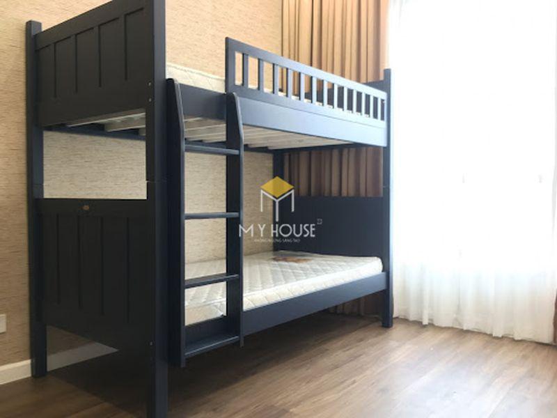 Xưởng sản xuất giường tầng - Mẫu 07