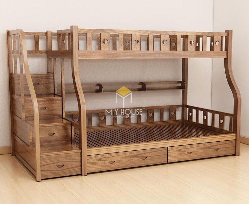 Xưởng sản xuất giường tầng - Mẫu 08