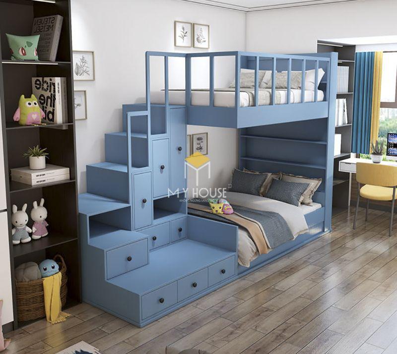 Xưởng sản xuất giường tầng - Mẫu 09