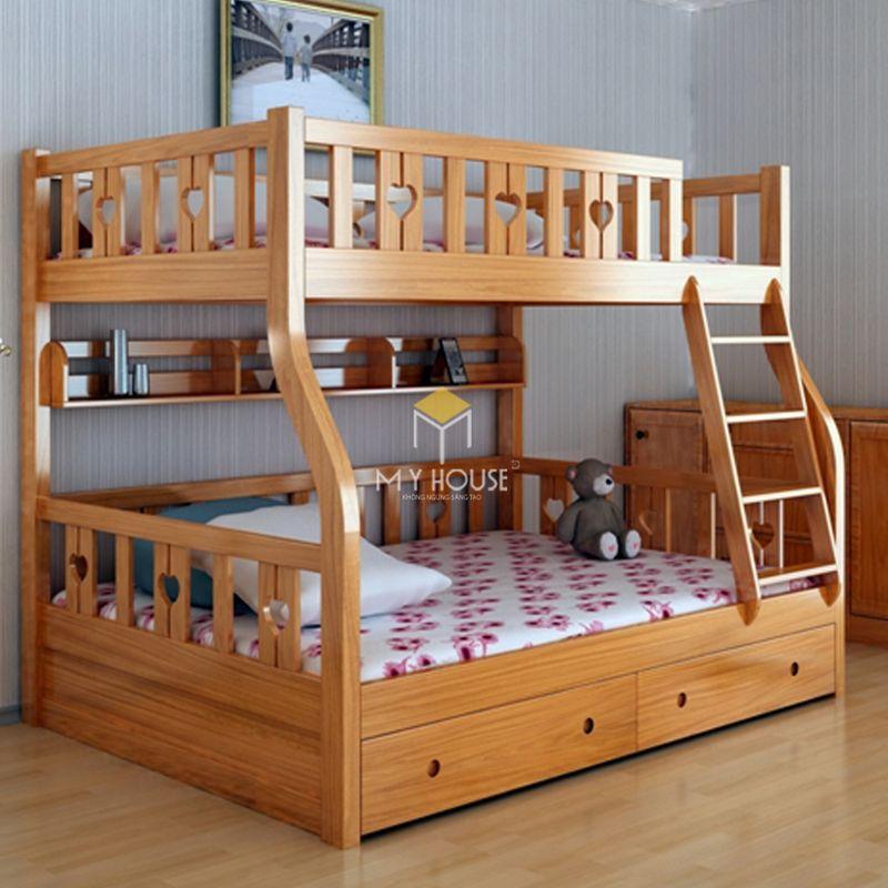 Xưởng sản xuất giường tầng - Mẫu 10