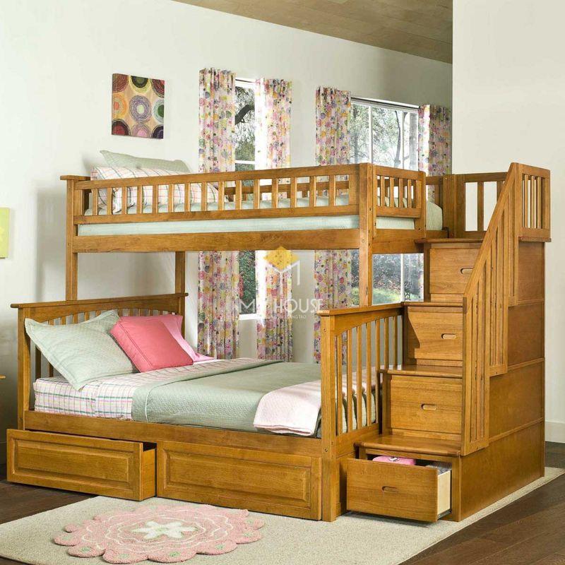 Xưởng sản xuất giường tầng - Mẫu 11