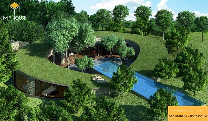 Báo giá thiết kế cảnh quan resort - 04