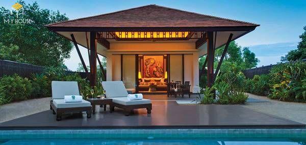 Mẫu thiết kế resort biển đẹp sang trọng 06