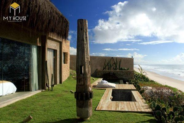 Thiết kế resort gần gũi tự nhiên, cảnh biển - 13