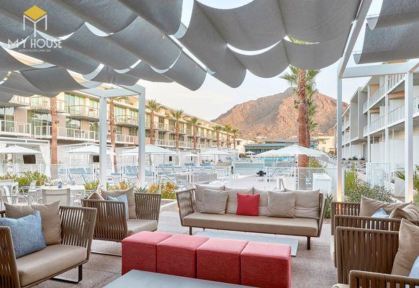 Thiết kế resort gần biển đầy đủ tiện nghi hàng đầu - 14