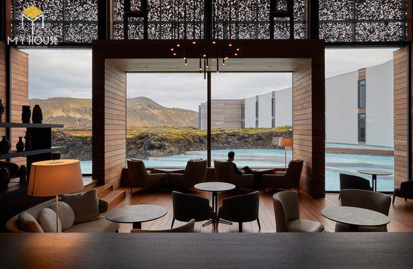 Mẫu thiết kế nội thất resort biển đẹp sang trọng 09
